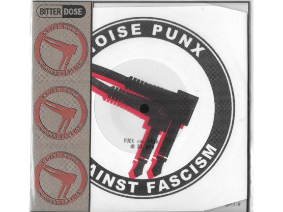 "V.A. ""Noise Punx Against Fascism"" Cover"