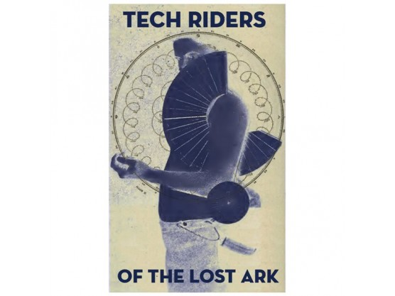 """Tech Riders """"Of The Lost Ark"""" Cover"""