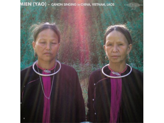 """Kink Gong """"MIEN (YAO) CANON SINGING in CHINA, VIETNAM, LAOS"""" Cover"""