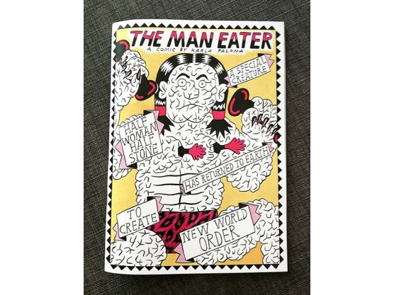 """Karla Paloma """"The Man Eater"""" Cover"""