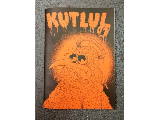 "Various Artists ""Kutlul #11"" Cov"