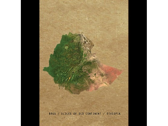 """Brgs """"Slices of the old continent - Ethiopia"""" Cover"""
