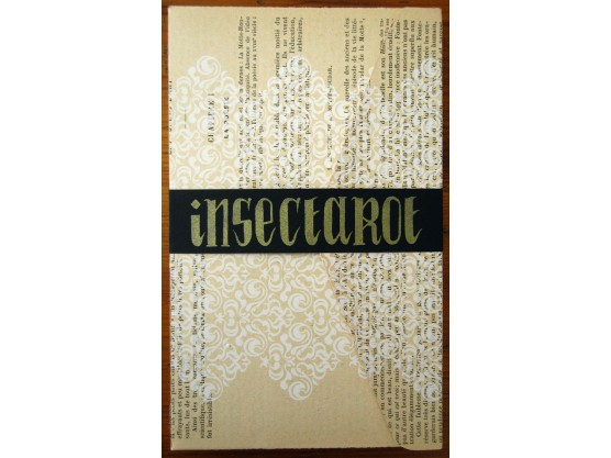 """Aude Carbone """"Insectarot"""" Cov"""