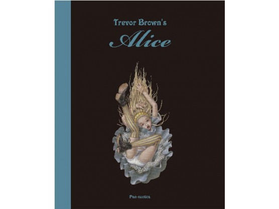 "Trevor Brown ""Alice"" Cov"