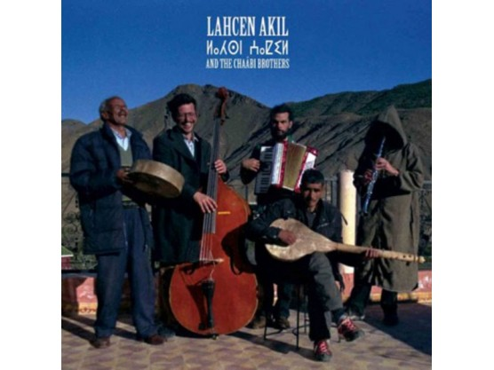 Lahcen Akil & The Chaâbi Brothers Cover